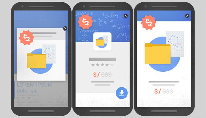 Google Rankingfaktor Popups