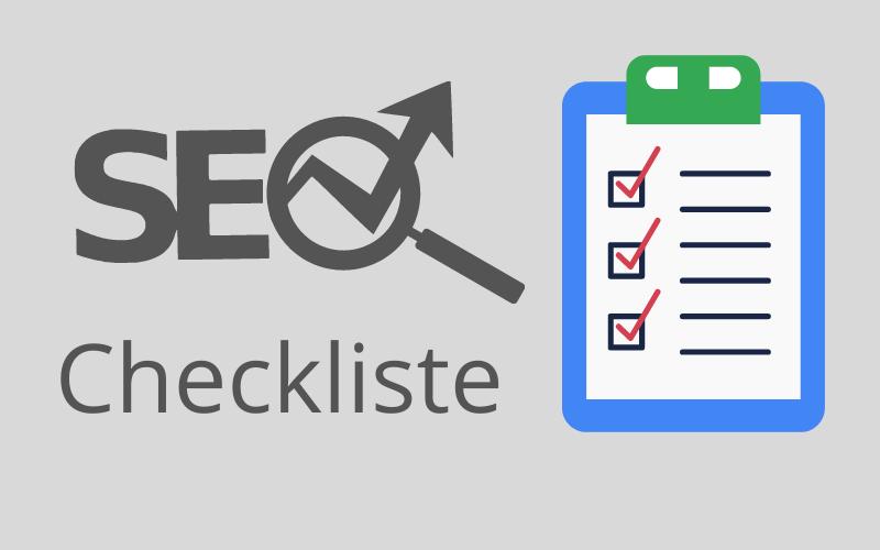 SEO Checkliste 2021